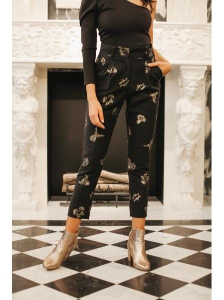 Pantalon Astro Noir