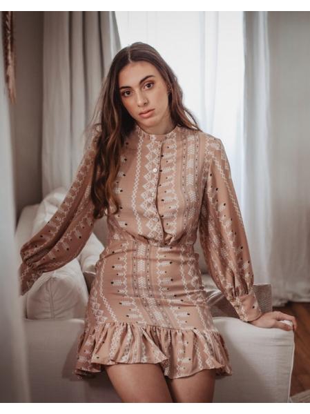 Robe courte Carmen